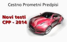 Novi Testi CPP 2014