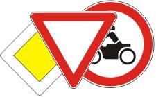 Veljavnost prometnih znakov