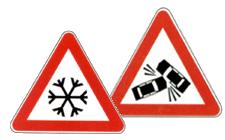 Znaki za nevarnost