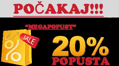 20ODSTOTKOV POPUSTA