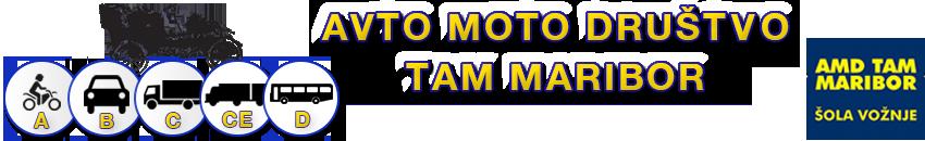 Šola vožnje AMD TAM Maribor