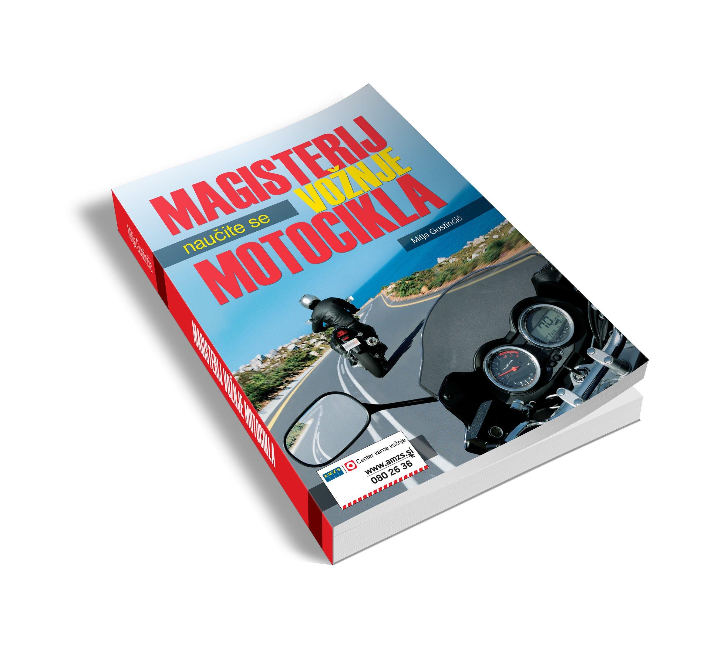 Magisterij vožnje motocikla