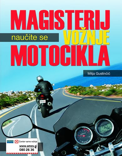 magisterij voznje motocikla