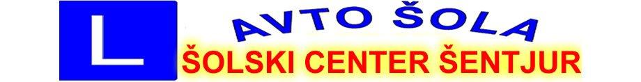 Šola Vožnje Šolski Center Šentjur