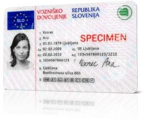 Vozniško dovoljenje