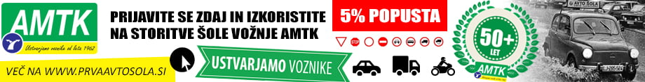 Šola vožnje AMTK